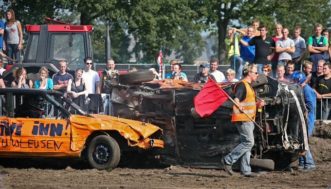 2009-09-19 Autorodeo Staphorst 04