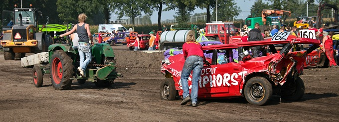 2009-09-19 Autorodeo Staphorst 07