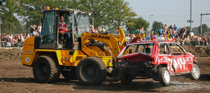 2009-09-19 Autorodeo Staphorst 12