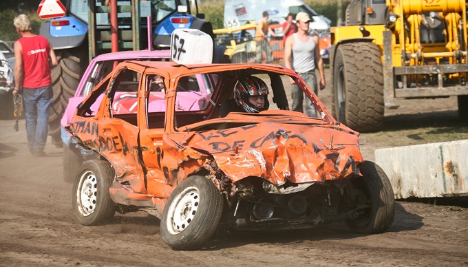 2009-09-19 Autorodeo Staphorst 14