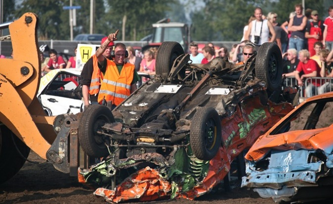 2009-09-19 Autorodeo Staphorst 50