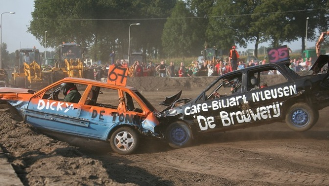 2009-09-19 Autorodeo Staphorst 51