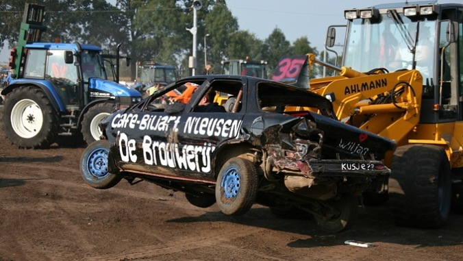 2009-09-19 Autorodeo Staphorst 52