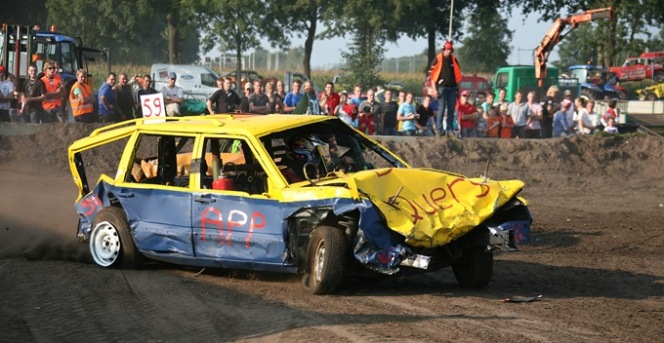 2009-09-19 Autorodeo Staphorst 60