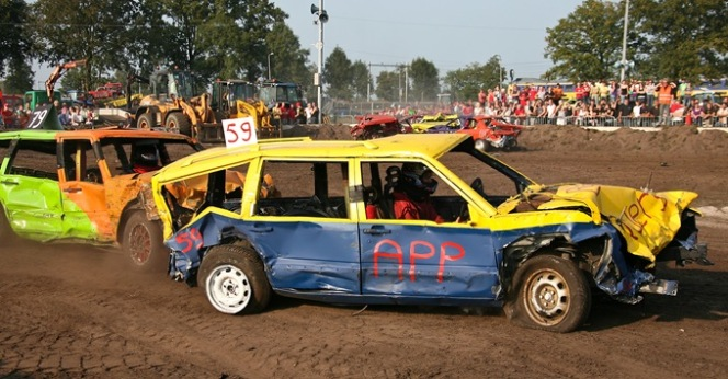 2009-09-19 Autorodeo Staphorst 61