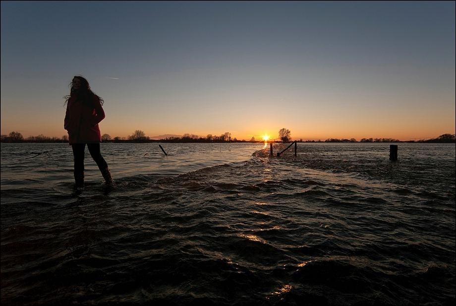 2011-01-16 Hoog water IJssel 03