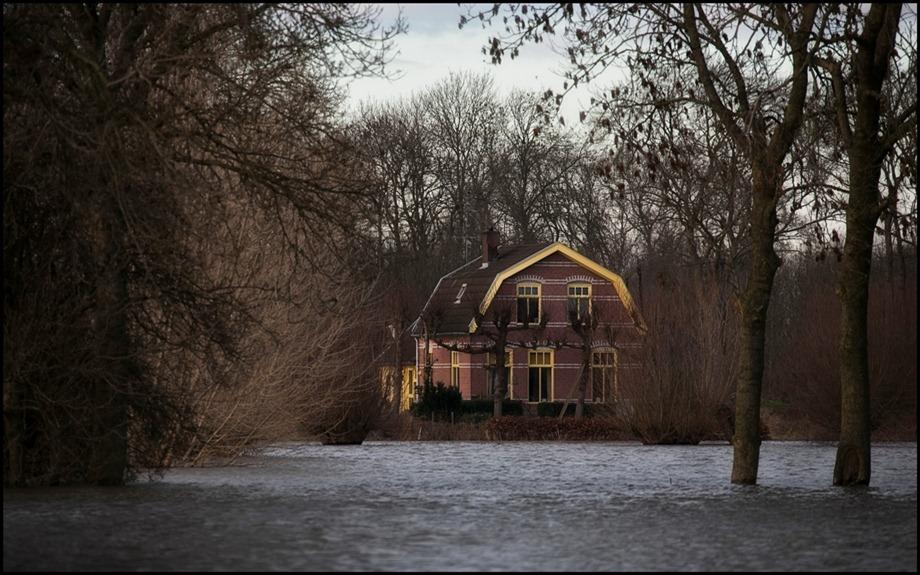 2011-01-16 Hoog water IJssel 02