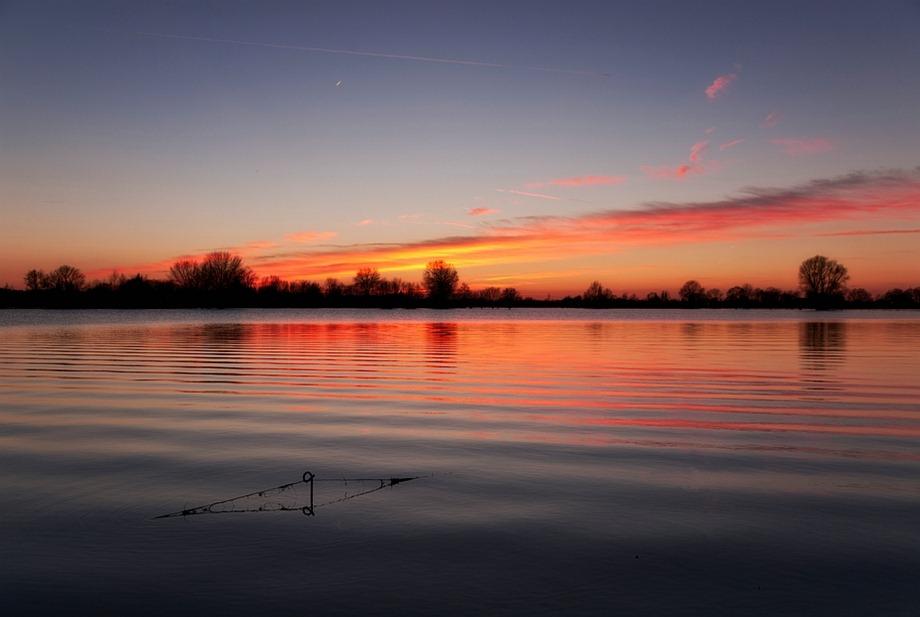 2011-01-20 Hoog water IJssel 01