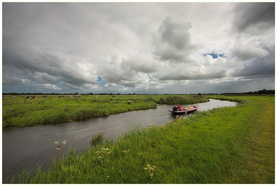 Landschap Giethoorn