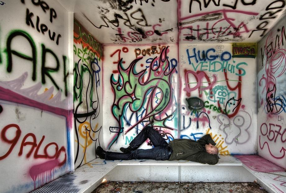 Graffiti Henk