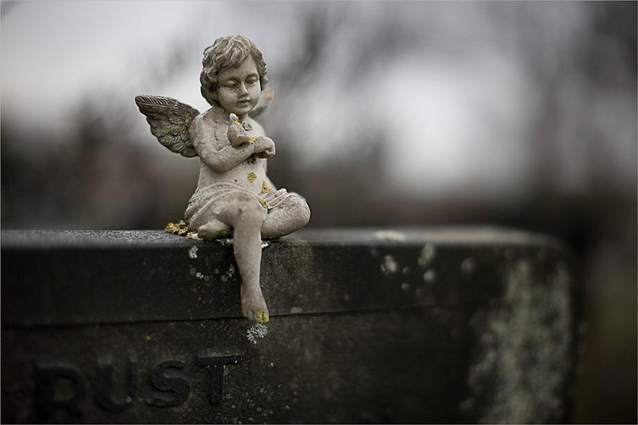 Beschermengel guardian angel graf