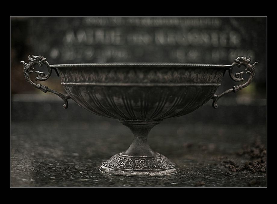 Begraafplaats Graal Grail