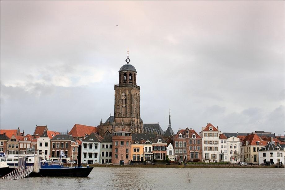 Deventer IJssel Hoogwater 02