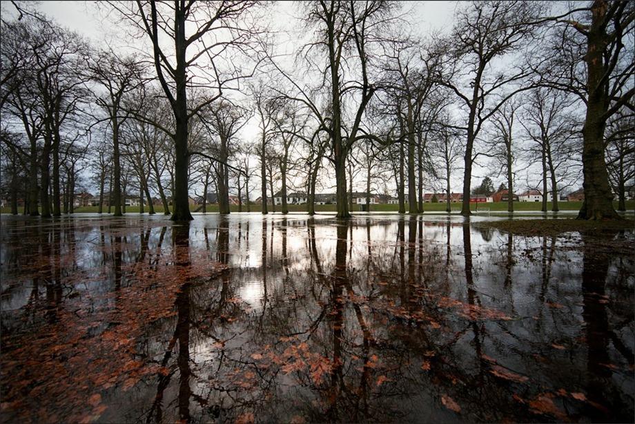 Deventer Worpplantsoen Hoogwater IJssel 03