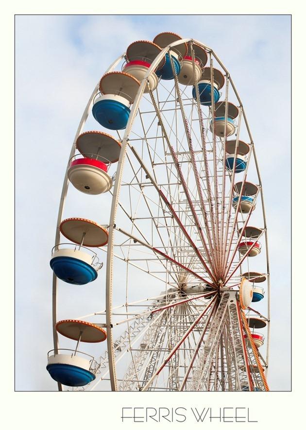 Zwolle  Kermis  Reuzenrad  Ferris Wheel 02