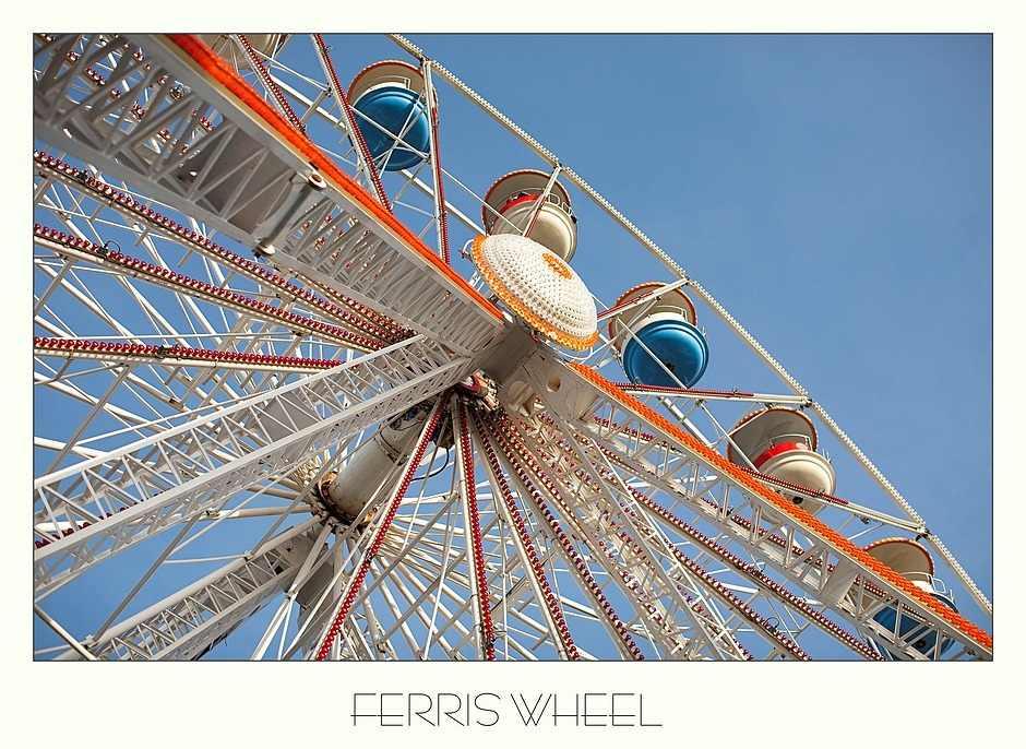 Zwolle  Kermis  Reuzenrad  Ferris Wheel 01