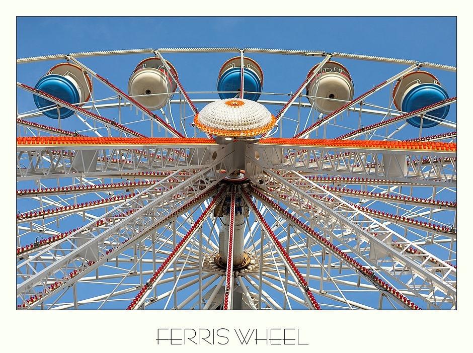 Zwolle  Kermis  Reuzenrad  Ferris Wheel 03