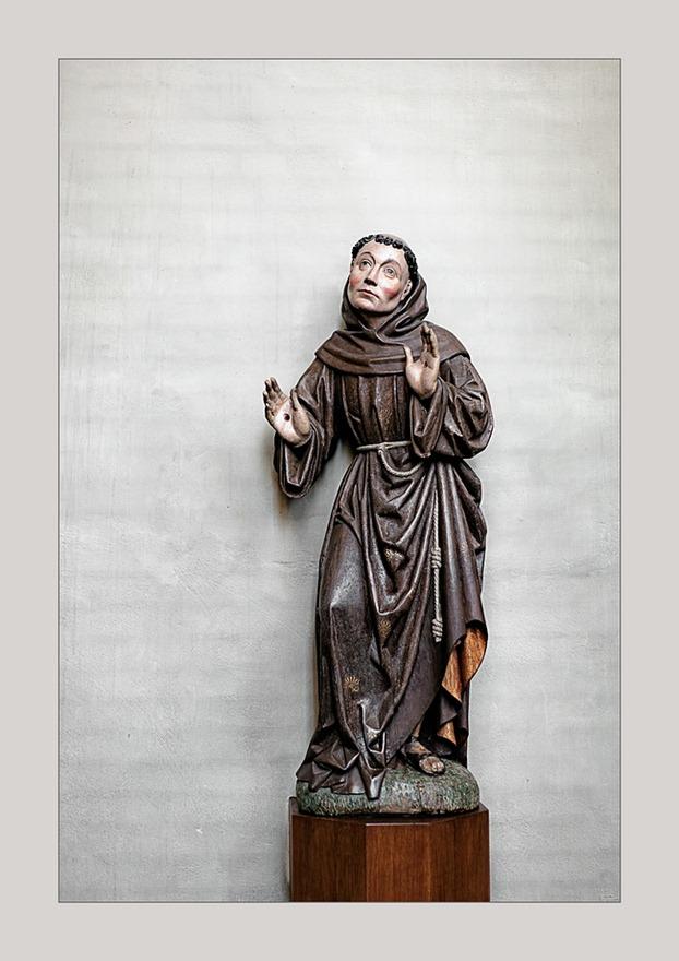 Zwolle Peperbus Basiliek Christusbeeld