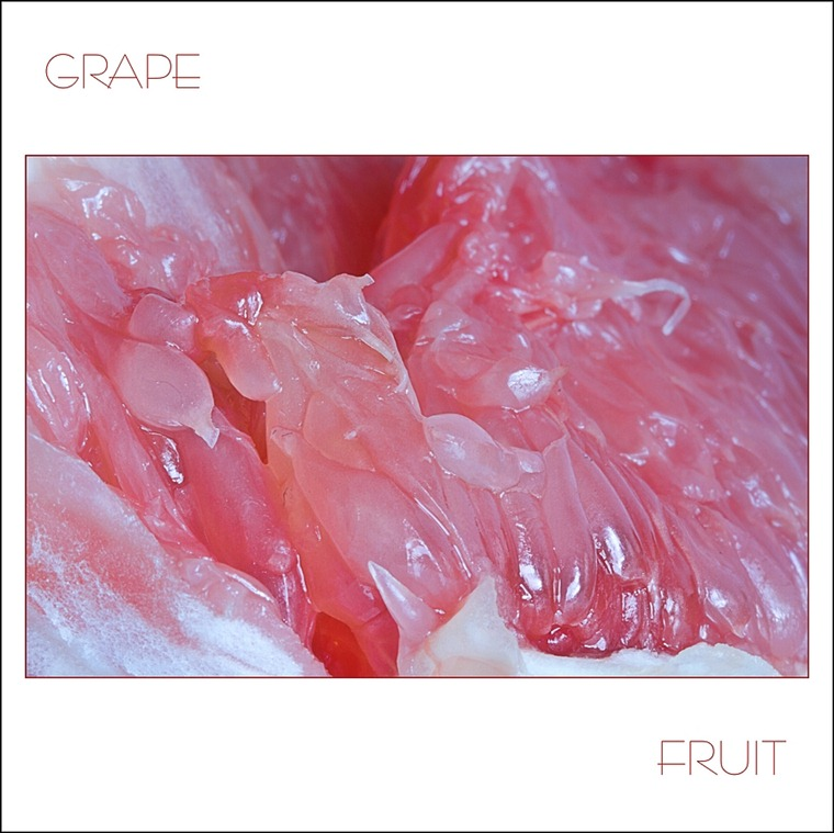 Erotisch fruit Grape fruit