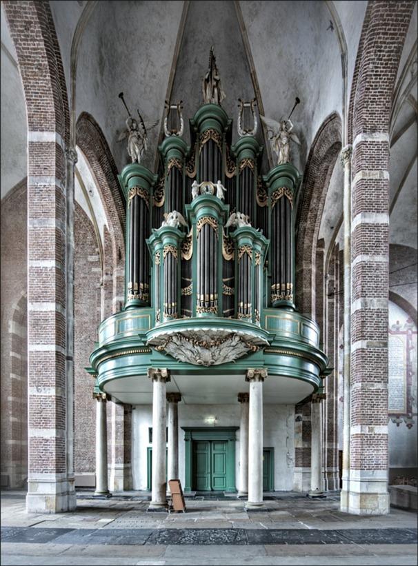 Deventer Lebuinuskerk  Holtgräve orgel 07