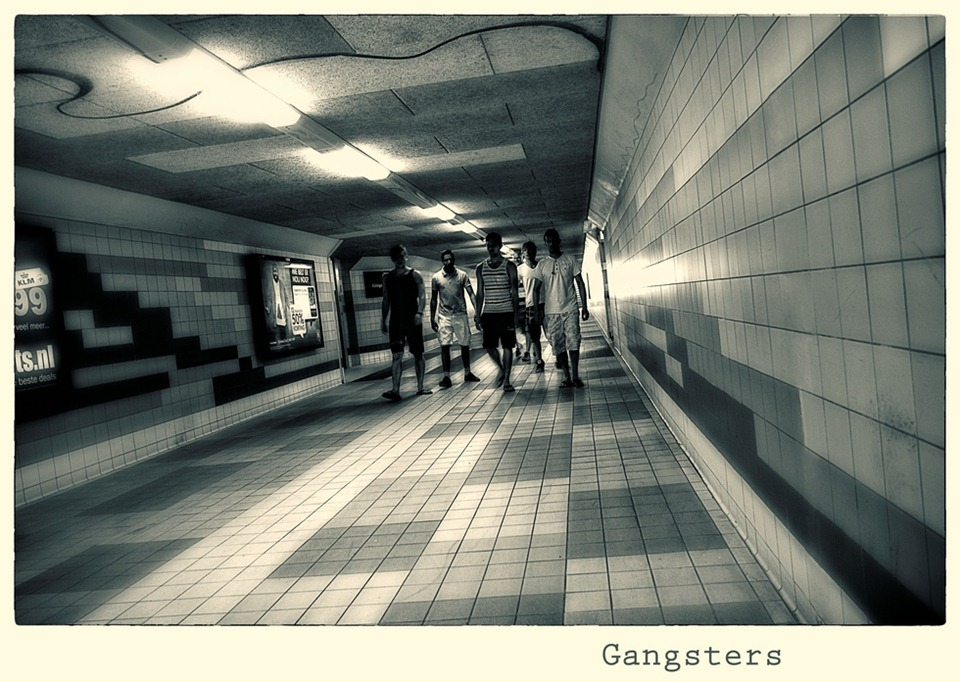 Meppel Station Tunnel