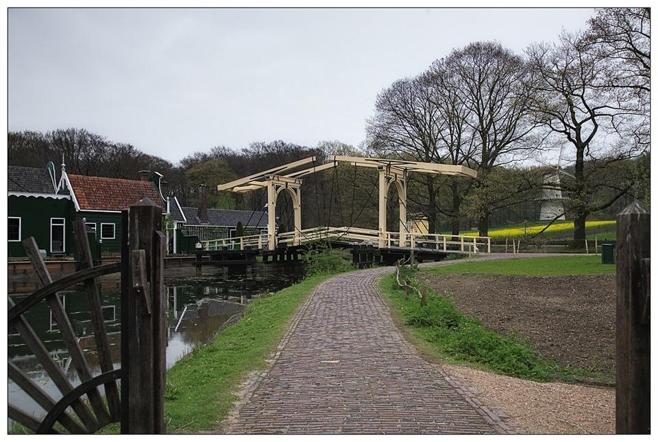Openluchtmuseum Arnhem Ophaalbrug 02
