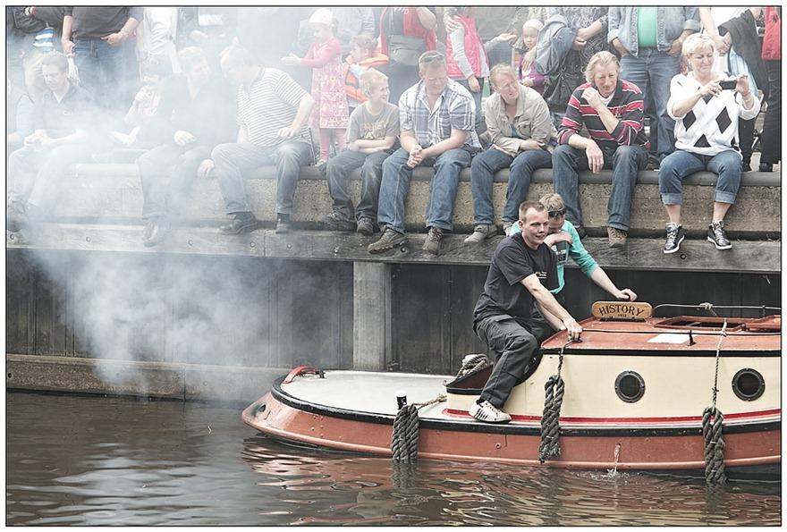 Sleepbootdagen Zwartsluis 2012  trekproef