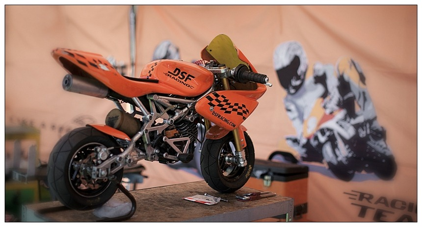 Staphorst Minibiken NK 2012 Rennerskwartier