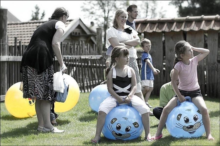 Staphorst Kinderboerderij Samenzo Open dag 2012