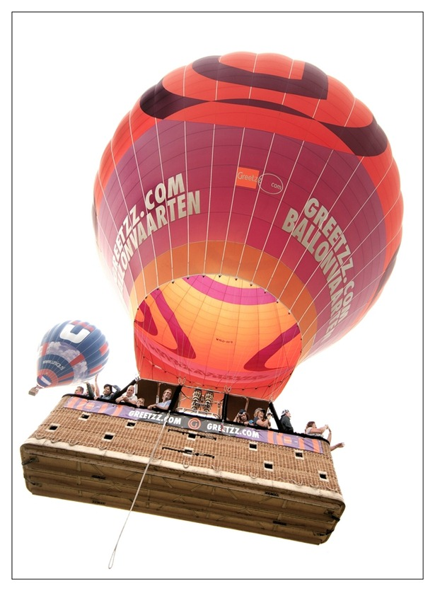De grootste Ballon