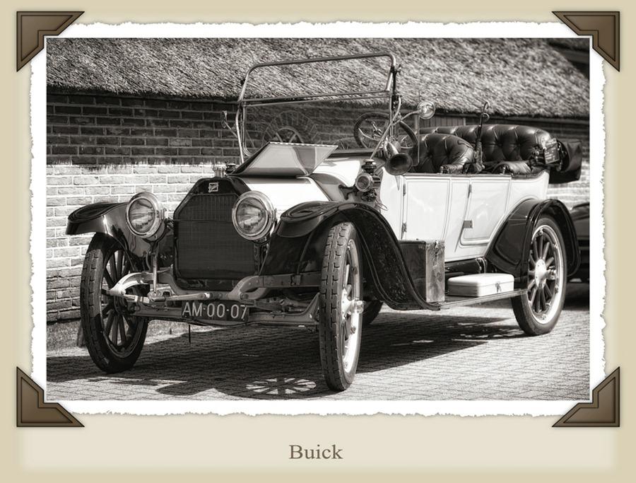 Staphorst Buick