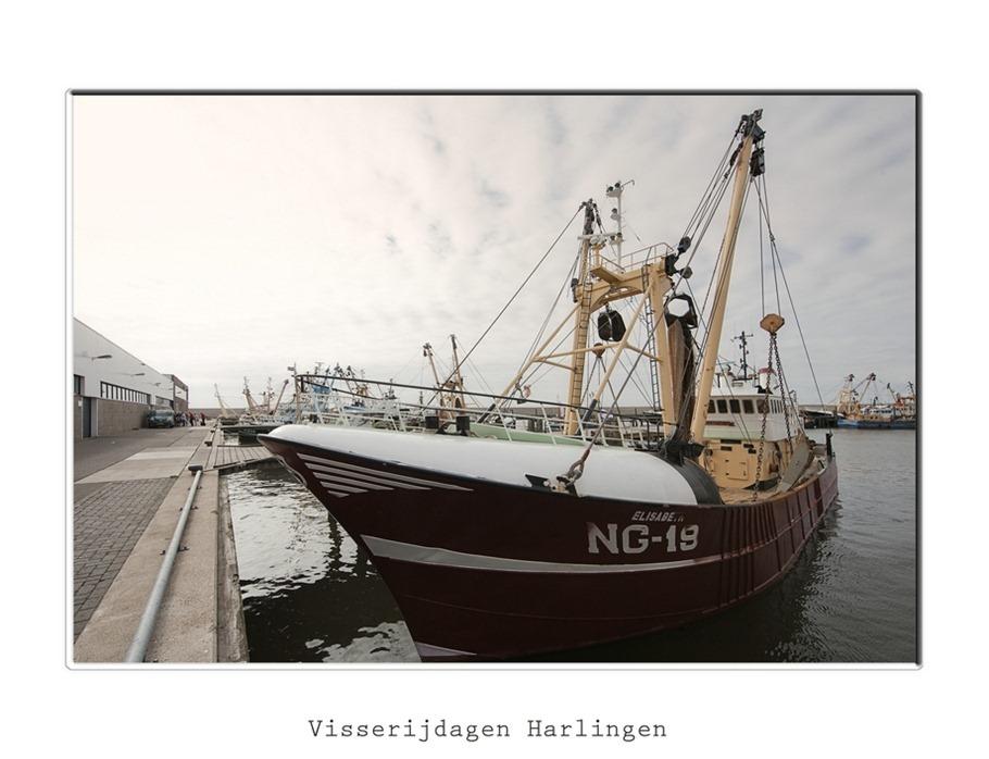 Harlingen Visserijdagen 2012
