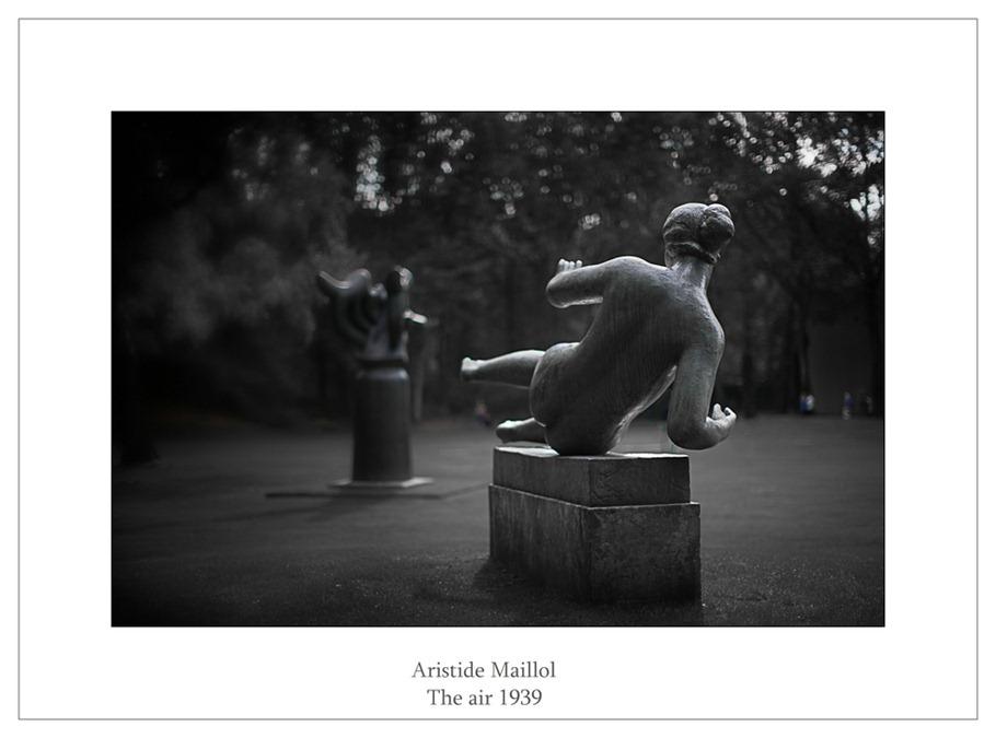 Kröller-Müller Beeldentuin Aristide Maillol