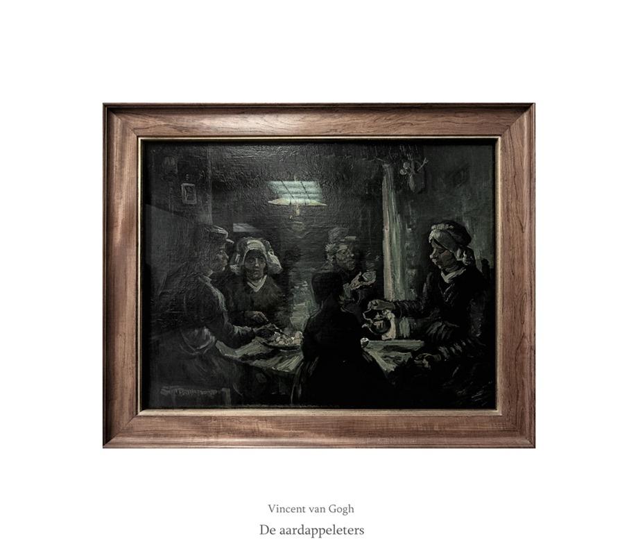 Kröller-Müller Van Gogh Aardappeleters