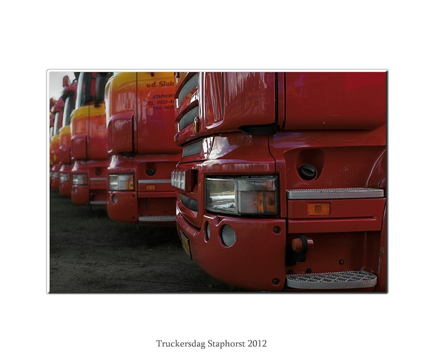Truckersdag Staphorst 2012