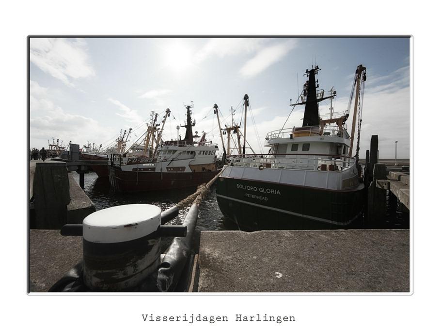 Visserijdagen Harlingen 2012