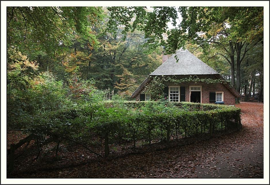 Openluchtmuseum Arnhem Kleine boerderij Vierhouten