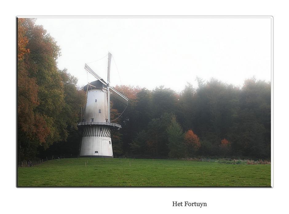 Openluchtmuseum Arnhem   Molen Het Fortuyn