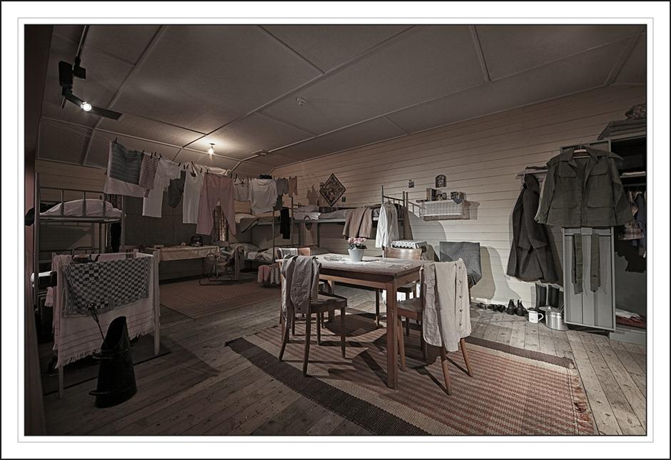 Openluchtmuseum Arnhem  Molukse Woning