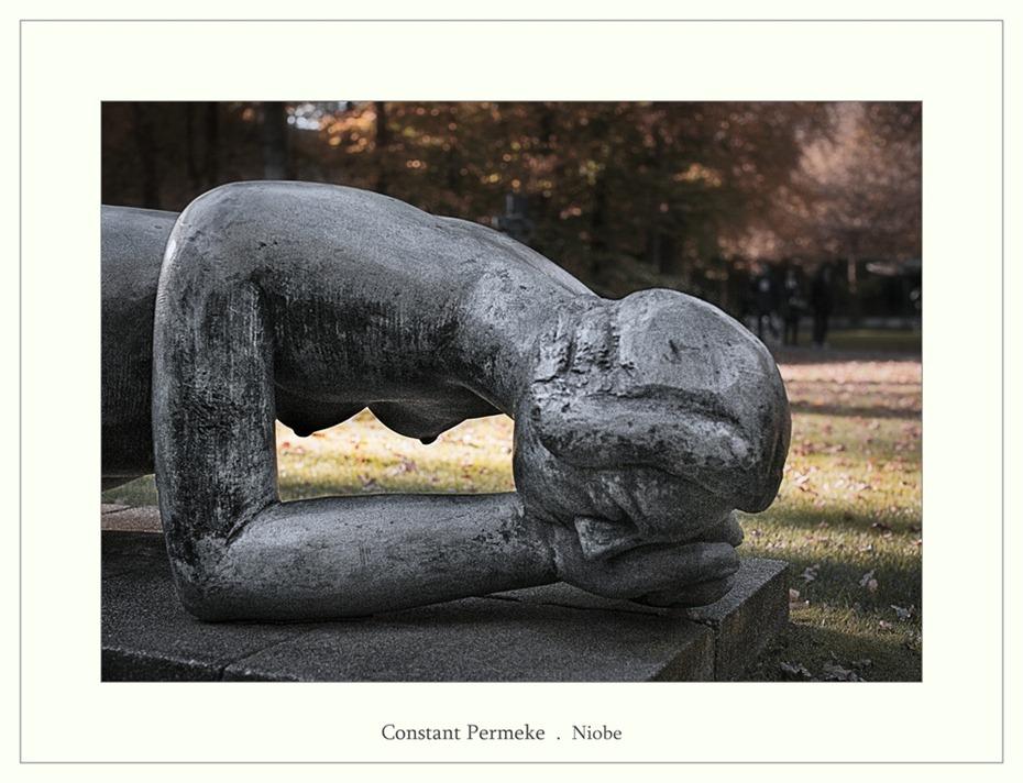 Kröller Müller Constant Permeke - Niobe