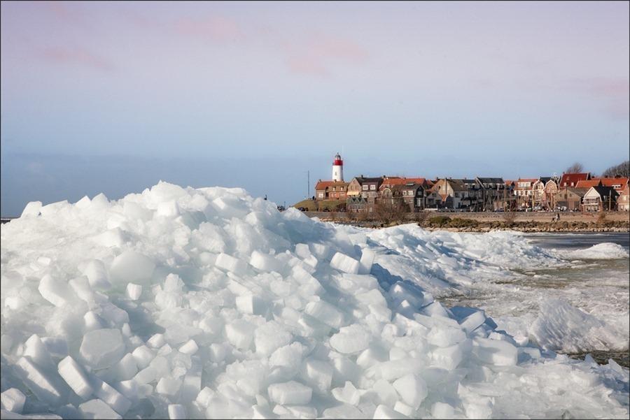Urk Kruiend ijs