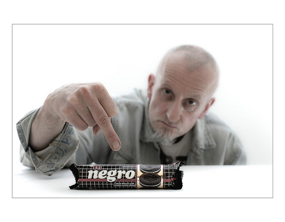 Negerzoen, Jodenkoek, Negro