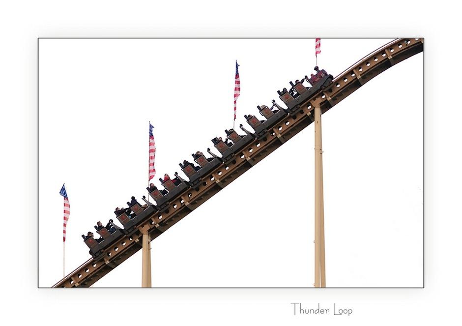 Ponypark Slagharen Thunder Loop