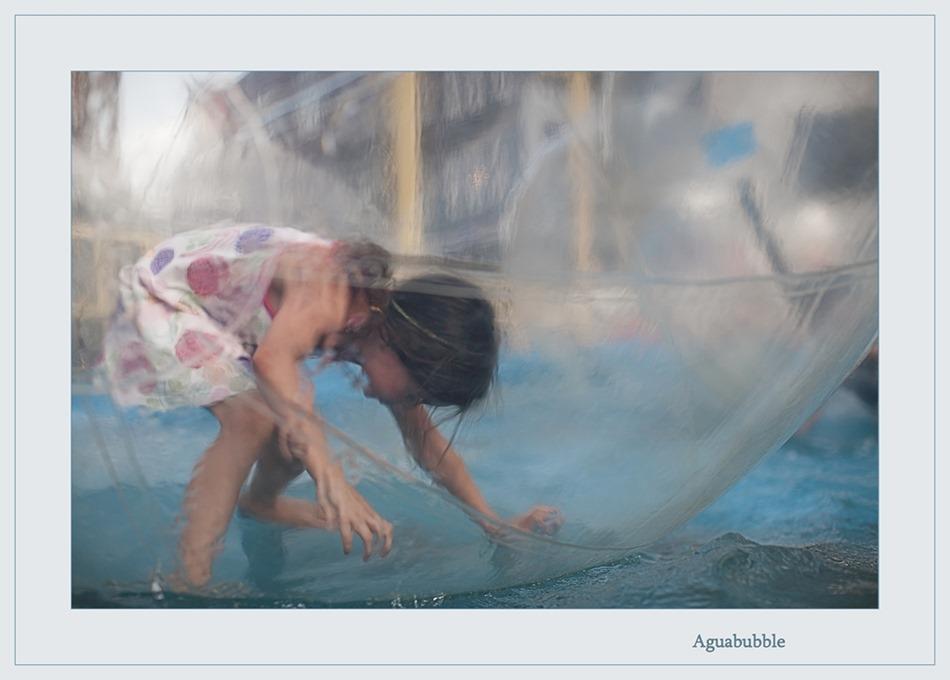 Waterbal Aquabubble Meerparel