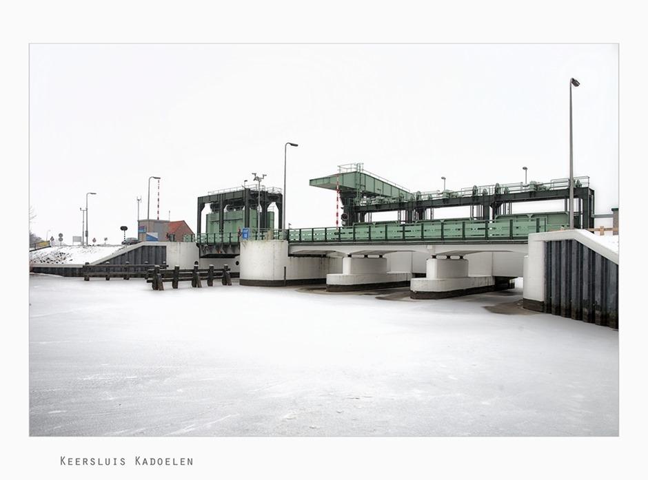 Keersluis Kadoelen Kadoelenbrug