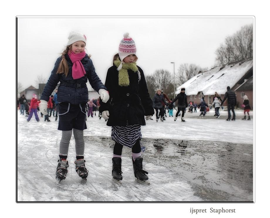 Staphorst IJspret ijsbaan