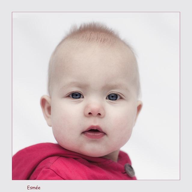 Portret Esmée 06