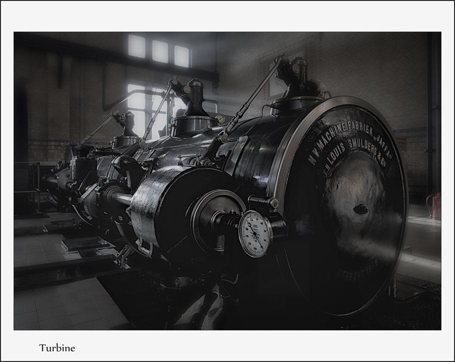 Woudagemaal Machinekamer 01