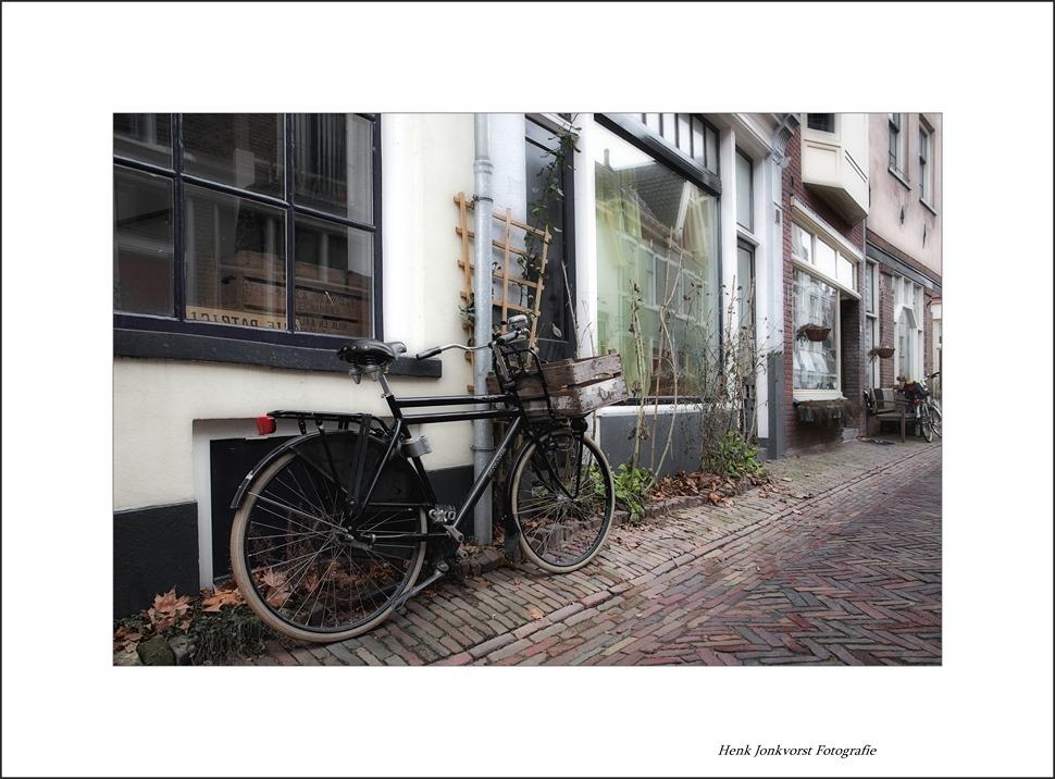 Deventer Binnenstad Oude Fiets