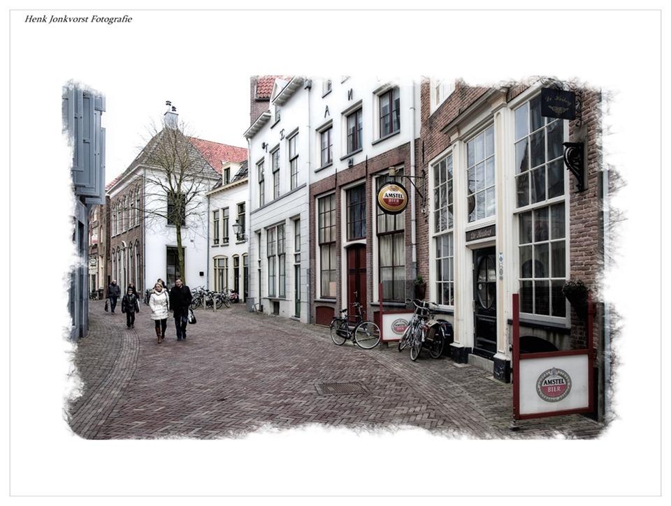 Deventer .. Café de Herberg